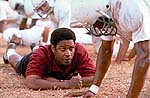 "Denzel Washington as Coach Boone in ""Remember the Titans"""