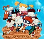 Characters in Rugrats in Paris—The Movie