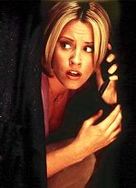 Scene from Scream 3. Photo copyrighted.