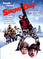 Poster—Snow Day movie