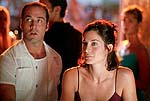 "Jeremy Piven and Carrie-Anne Moss in ""The Crew"""