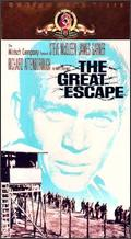 "Box art from ""The Great Escape"""