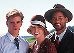 "Matt Damon, Charlize Theron and Will Smith in ""The Legend of Bagger Vance"""