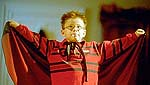 "Jonathan Lipnicki in ""The Little Vampire"""