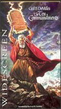 Cover Graphic from The Ten Commandments