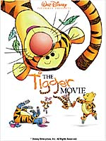 Poster—The Tigger Movie (Copyright, Disney.