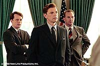 "Steven Culp, Bruce Greenwood, and Kevin Costner in ""Thirteen Days"""