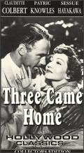 "Box art from ""Three Came Home"""