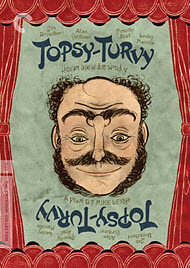 Topsy-Turvy poster