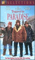 Cover Graphic from Trapped in Paradise