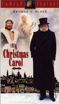 "Box art for ""A Christmas Carol"""