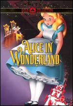 "Cover art for ""Alice in Wonderland"""