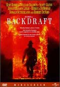 "Box art for ""Backdraft"""