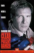 "Box art for ""Clear and Present Danger"""