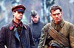 Joseph Fiennes and Jude Law in Enemy At The Gates