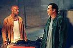 "DMX and Steven Seagal in ""Exit Wounds"""