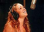 "Mariah Carey as Billie Frank in ""Glitter"""