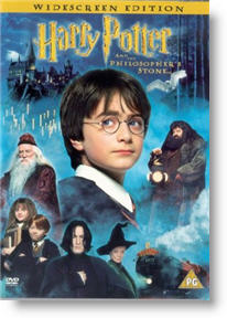 Harry Potter. Copyrighted.