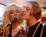 "John Cameron Mitchell and Michael Pitt in ""Hedwig and the Angry Inch"""