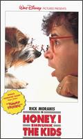 Box art for Honey, I Shrunk the Kids
