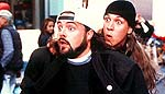 "Kevin Smith and Jason Mewes in ""Jay and Silent Bob Strike Back"""