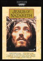 "Cover graphic for ""Jesus of Nazareth"""