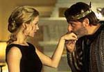 Christina Applegate and Jean Reno in Just Visiting