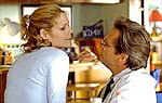 "Mary McCormack and Jeff Bridges in ""K-Pax"""