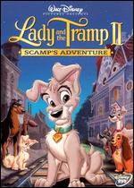 "Box art from ""Lady and the Tramp II"""