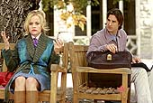 "Resse Witherspoon and Luke Wilson in ""Legally Blonde"""