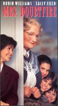 "Box art for ""Mrs. Doubtfire"""