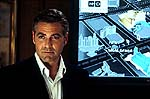 George Clooney in Oceans Eleven