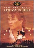 "Box art for ""One Mans Hero"""