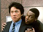 "Chris Tucker and Jackie Chan in ""Rush Hour 2"""