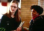 "Julia Stiles and Kerry Washington in ""Save the Last Dance"""