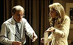 "Woody Allen and Helen Hunt in ""The Curse of the Jade Scorpion"""
