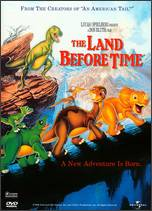 "Cover art for ""The Land Before Time"""