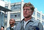 "Robert Redford in ""The Last Castle"""