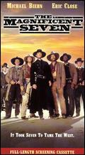 "Cover art for ""The Magnificent Seven"""