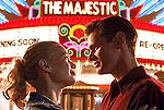 "Laurie Holden and Jim Carrey in ""The Majestic"""
