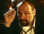 "James Gandolfini in ""The Mexican"""