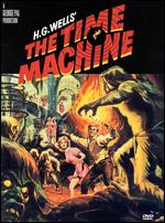 "Box art for ""The Time Machine 1960"""