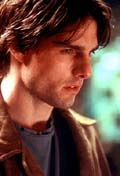"Tom Cruise in ""Vanilla Sky"""