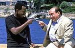 "Martin Lawrence and Danny DeVito in ""What's the Worst That Could Happen?"""