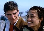 "Josh Hartnett and Shannyn Sossamon in ""40 Days and 40 Nights"""