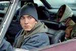 "A scene from Best Original Song winner ""8 Mile,"" courtesy of Universal"