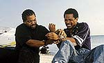 "Ice Cube and Mike Epps in ""All About the Benjamins"""
