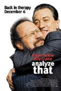 "Poster art for ""Analyze That"""