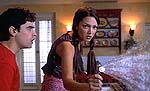 "Scene from ""Clockstoppers"""