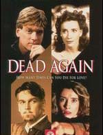 "Box art for ""Dead Again"". Copyright, Paramount Pictures"